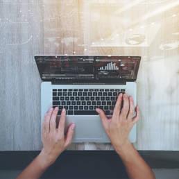 Connettività per aziende scalabile e con banda garantita